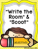 Write the Room and Scoot- Adjectives