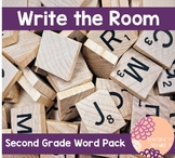 Write the Room: Second Grade Pack