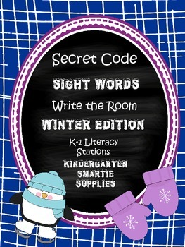 Write the Room Secret Code