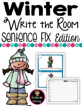 Write the Room - Sentence Fix Edition Bundle