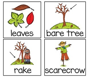 Write the Room: Fall Leaves