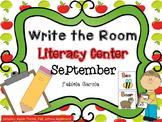 Write the Room September
