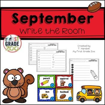Write the Room - September