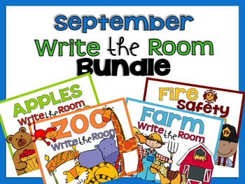 Write the Room {September Bundle}