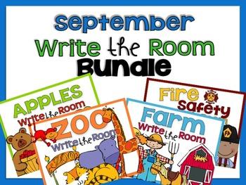 Write the Room {September Bundle}