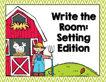 Write the Room: Setting Edition