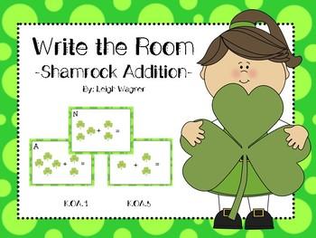 Write the Room- Shamrock Addition