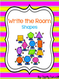 Write the Room - Shapes