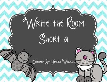 Write the Room - Short A