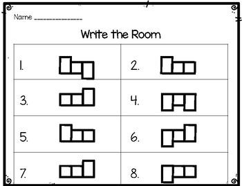 Write the Room - Short E