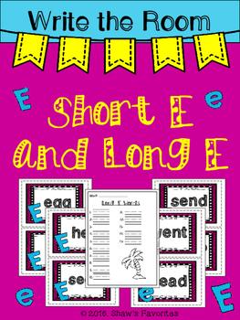 Write the Room {Short/Long E}