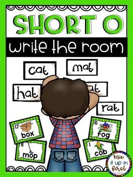 Write the Room-Short O