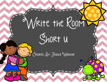 Write the Room - Short U