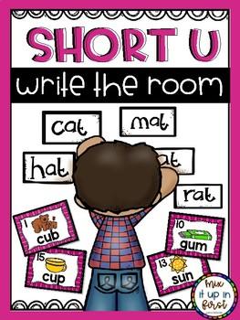 Write the Room-Short U