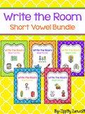 Write the Room - Short Vowel CVC Bundle