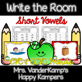 Write the Room! [[Short Vowels]]