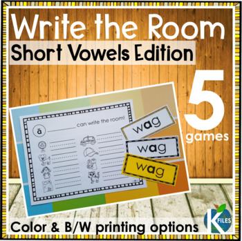 Write the Room for Short Vowels