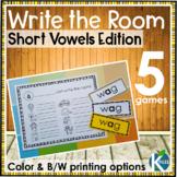 Write the Room: Short Vowels #HappyEasterDeals