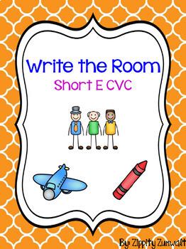 Write the Room - Short e CVC