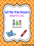Write the Room - Short e CVC