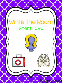 Write the Room - Short i CVC