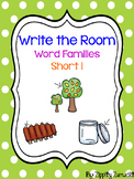 Write the Room - Short i Word Family