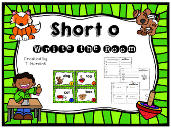 Write the Room - Short o
