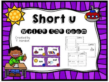 Write the Room - Short u