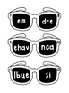 Write the Room - Sight Word Style!