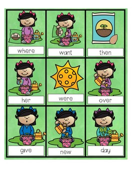 Write the Room-Sight Words