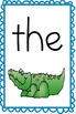 Write the Room Sight Words Activity Pack 1