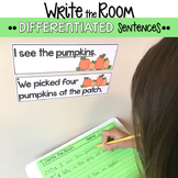 Write the Room ~ {Fall Edition}