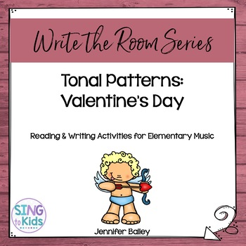 Write the Room: Singing Valentine