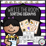 Sorting Beginning and Ending Digraphs - Write the Room