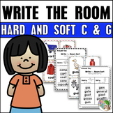 Write the Room - Hard C and Soft C Sort / Hard G and Soft G Sort