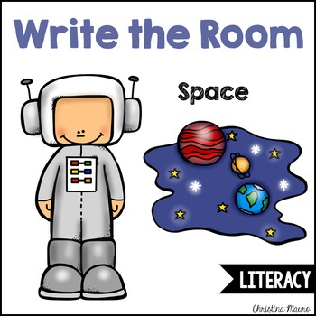 Write the Room - Space