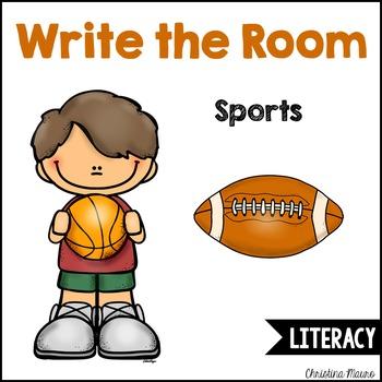 Write the Room - Sports
