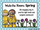 Write the Room: Spring