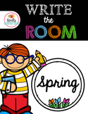 Write the Room- Spring