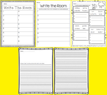 Write the Room - Spring