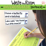 Write the Room {Spring Edition}