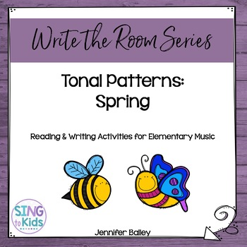 Write the Room: Spring Sing!