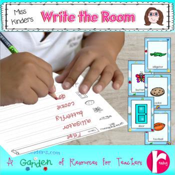 Write the Room Spring Theme