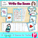 Write the Room Spring Theme