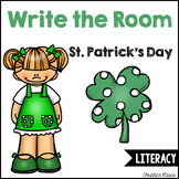 Write the Room - St Patrick's Day