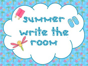 Write the Room Summer