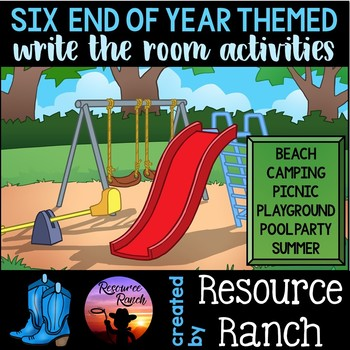 Write the Room - SUMMER Bundle