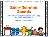 Write the Room: Sunny Summer Sounds