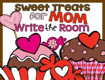 Write the Room {Sweet Treats for Mom}