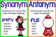 Write the Room - Synonyms & Antonyms Mix